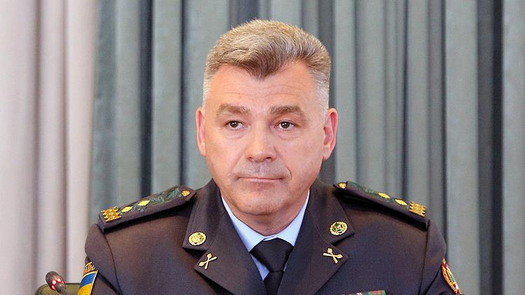 Президент уволил главу Госпогранслужбы