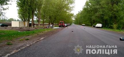 В Киевской области пьяный депутат мэрии Яготина задавил двух человек