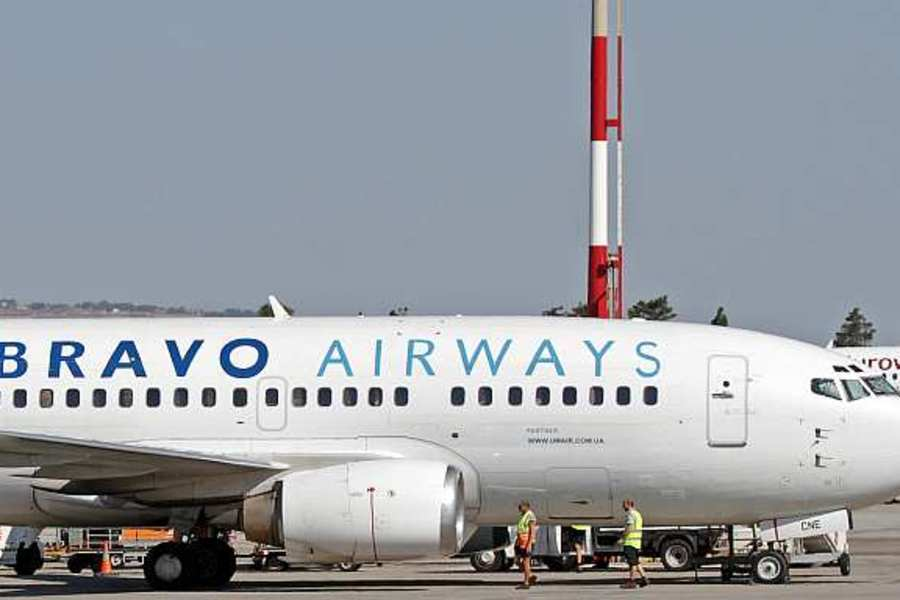Омелян вывел на рынок авиакомпанию скандального собственника Bravo Airways