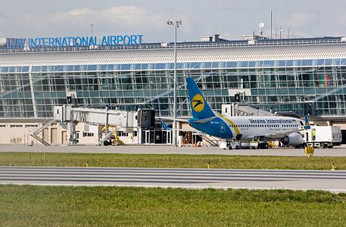 Из Украины запрещены вылеты с целью туризма