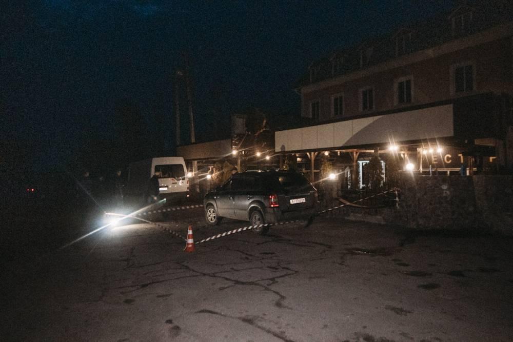 В Барышевке застрелили замначальника полиции