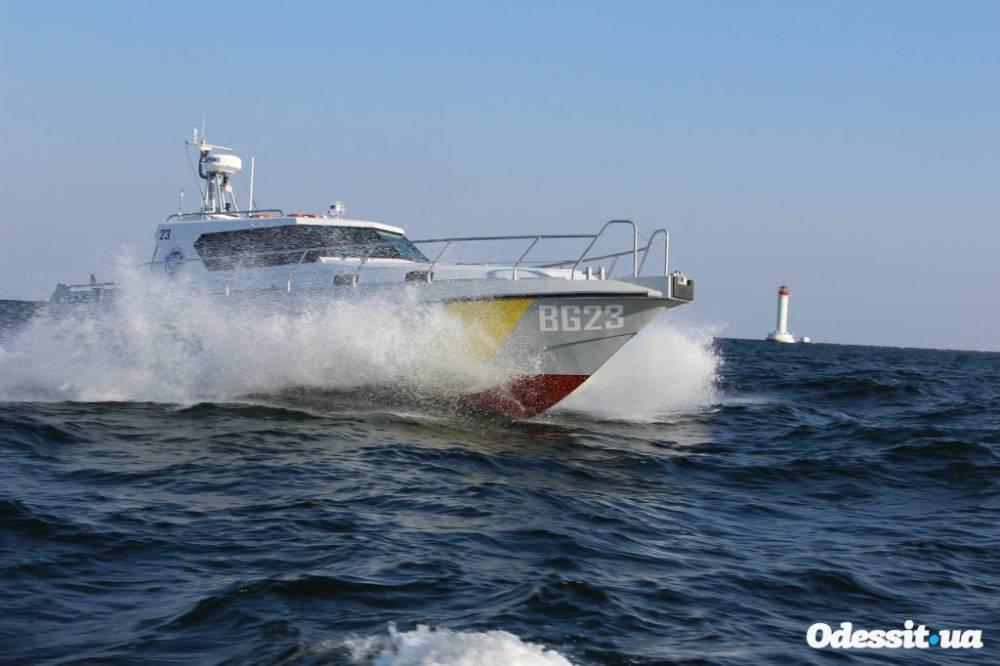 Одесские пограничники заказали ремонт кораблей морской охраны