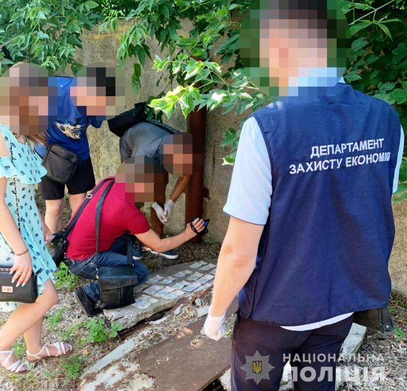 Инженер «Запорожгаза» попался на взятке