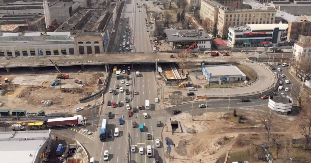 АМКУ оштрафовал компании за сговор на тендере по реконструкции Шулявского моста