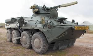 Киевский бронетанковый завод растратил 9 млн гривен на старые детали для БТР