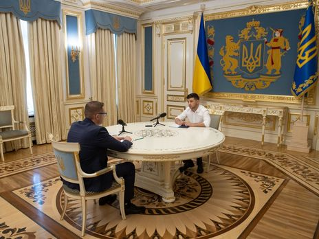 Зеленский дал СБУ две недели для начала борьбы с контрабандой