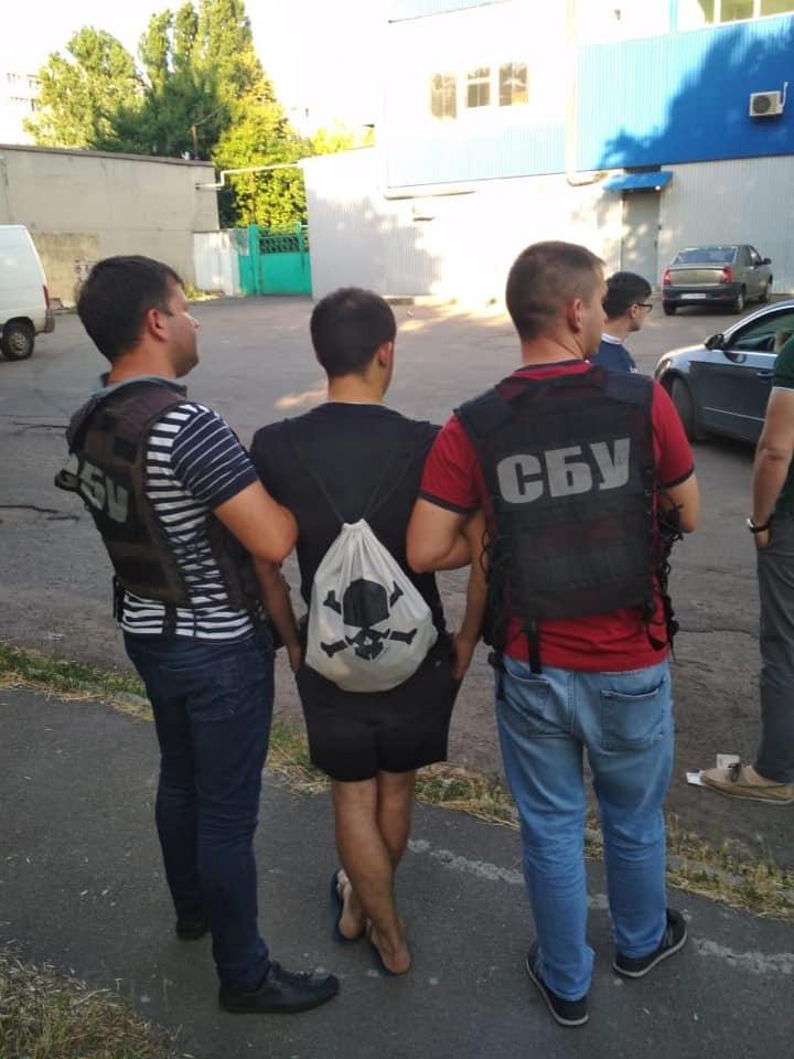 В Черкассах на взятке задержали инспектора Госрыбагентства