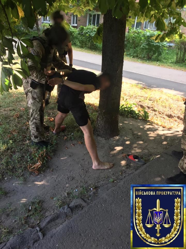 Экс-военнослужащий из Миргорода торговал боеприпасами