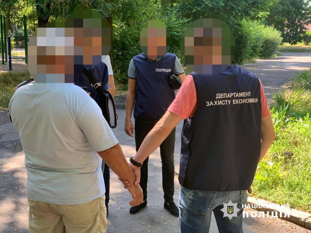 Депутата Очаковского горсовета разоблачили на взятке за землю
