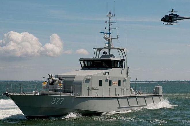 МВД ожидает поставку французских патрульных катеров для погранслужбы