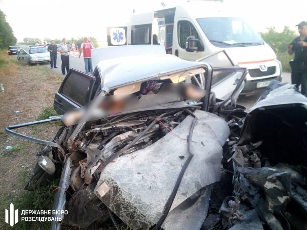 В Херсоне отпустили под залог полицейского, убившего в аварии трех человек