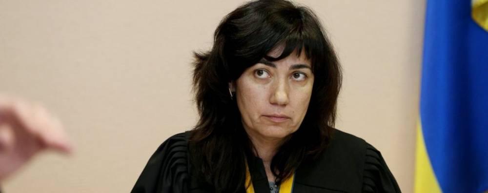 Высший совет правосудия уволил судью Цокол
