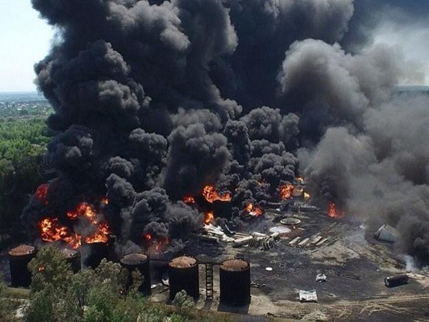 Трагедия на нефтебазе в Василькове: родные пожарных через суд добились компенсации