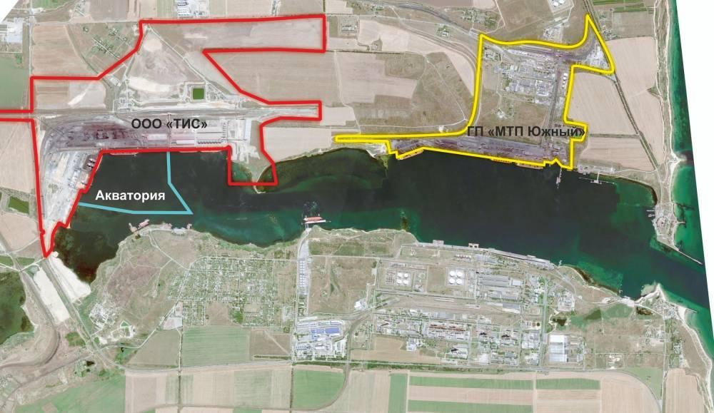 Дело СБУ о корабельных сборах в Южном порту «по-тихому» закрыли