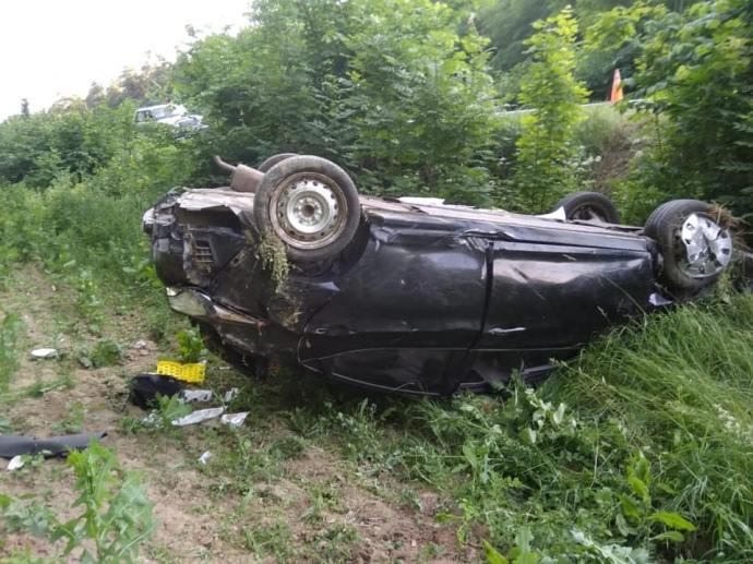 В Сумской области в аварии погибли чиновник облсовета и его водитель