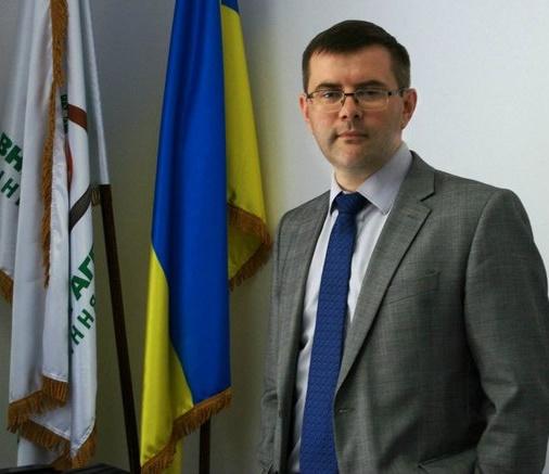 Скандальный экс-глава Госагентства по управлению зоной отчуждения стал главным по финансам в АМПУ