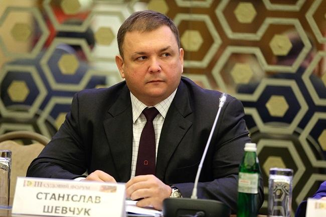 Шевчука восстановили на должности главы КСУ