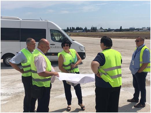 Счетная палата начала аудит строительства аэропорта в Одессе