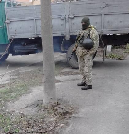 ГБР проверяет командира гарнизона в Очакове, чьи подчиненные взломали офис ландшафтного парка