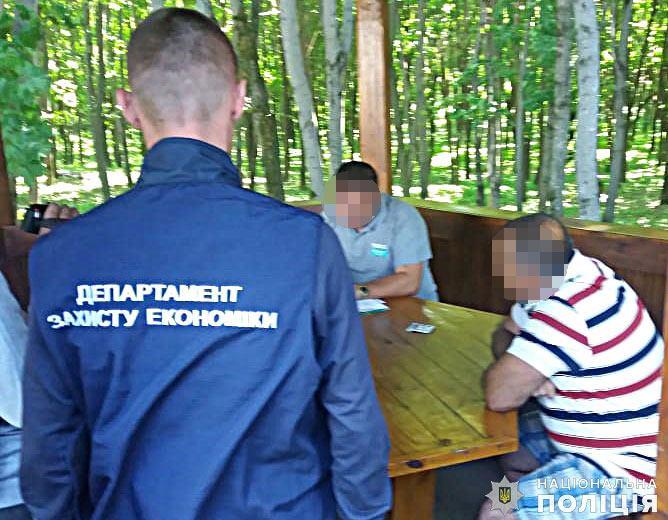 В Сумской области глава района вымогал 65 тысяч гривен за подпись