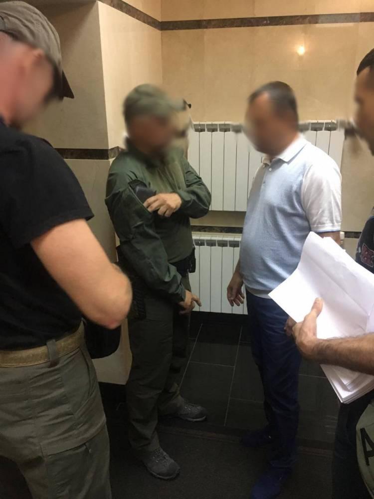 Детективы задержали бывшего заместителя главы одесской полиции