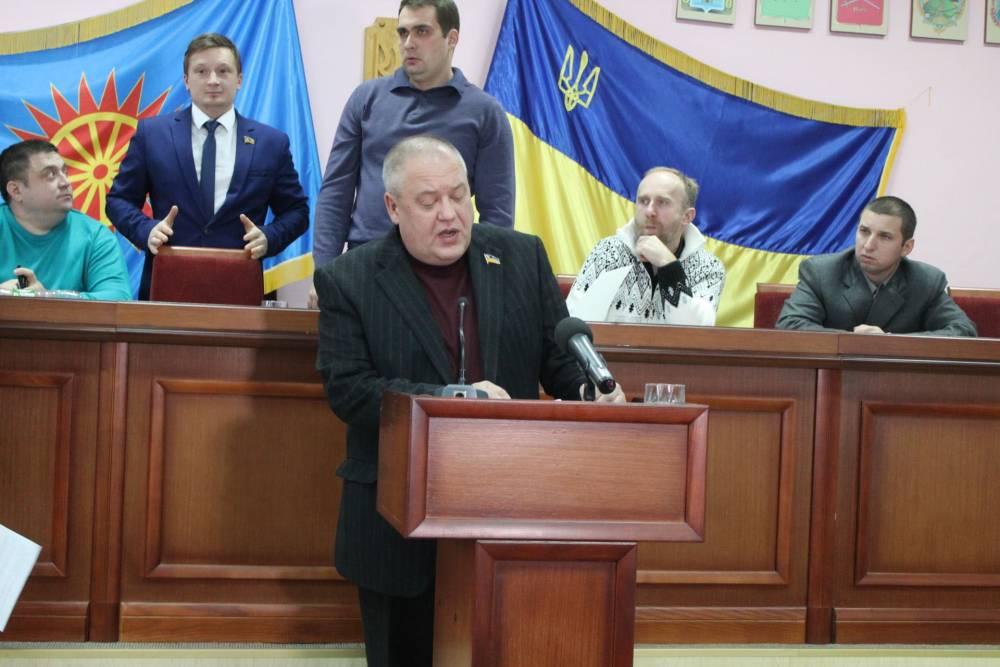 Председатель Обуховского райсовета подал поддельный диплом КПИ
