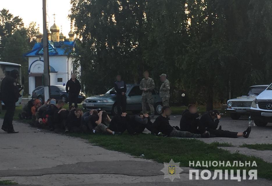 Рейдеры пытались захватить агрофирму в Харьковской области