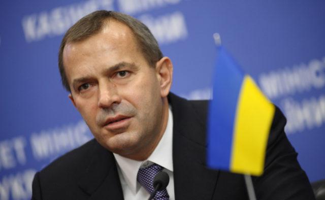 ЦИК зарегистрировал экс-главу СНБО Клюева кандидатом в нардепы