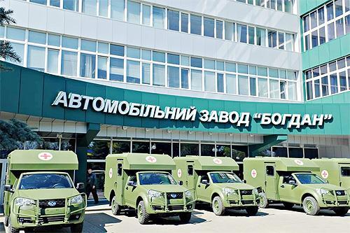 НАБУ проводит обыски в «Богдан Моторс» по факту коррупции в оборонной сфере