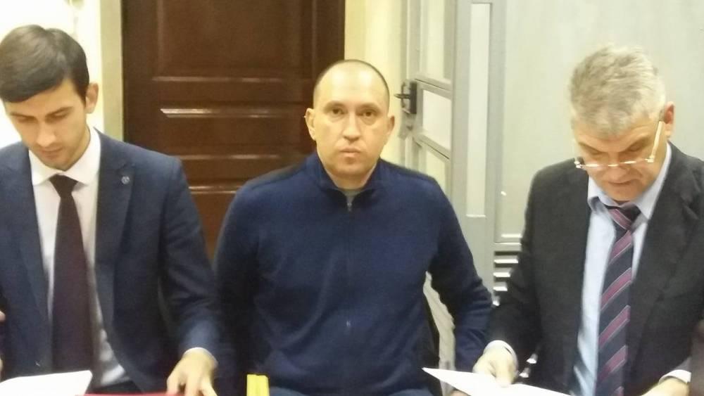 Одесского контрабандиста Альперина арестовали с залогом в 70 млн гривен