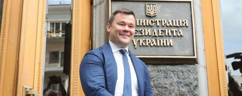 Богдан заявил, что ему предлагали 20 млн долларов за сохранение Кличко на посту мэра Киева