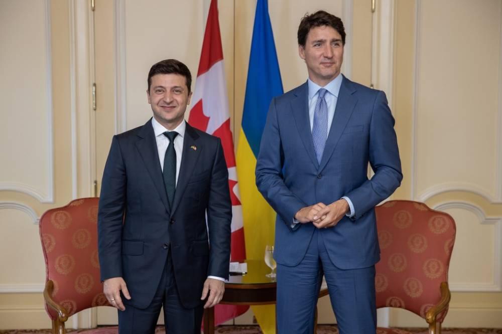 Канада поддержит оборонный сектор экономики Украины