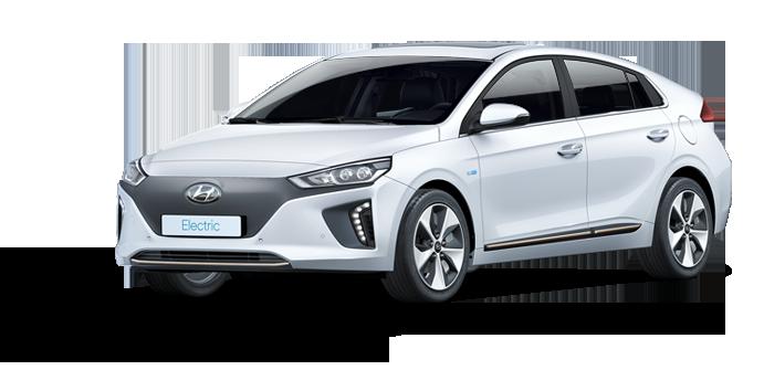 «Укргидроэнерго» купило электромобили Hyundai за три миллиона гривен