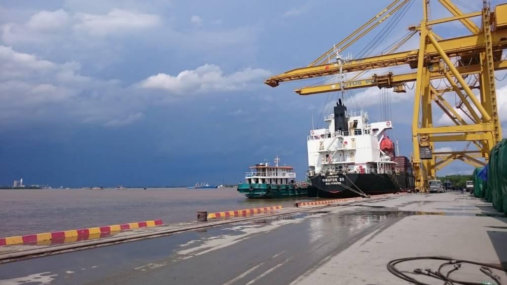 Омелян не смог восстановить контроль над украинским портом во Вьетнаме