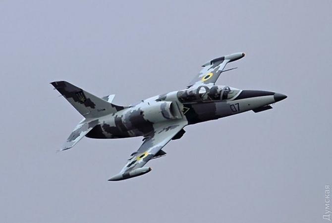 Одесский авиазавод отрицает свою вину в падении армейского учебного самолета