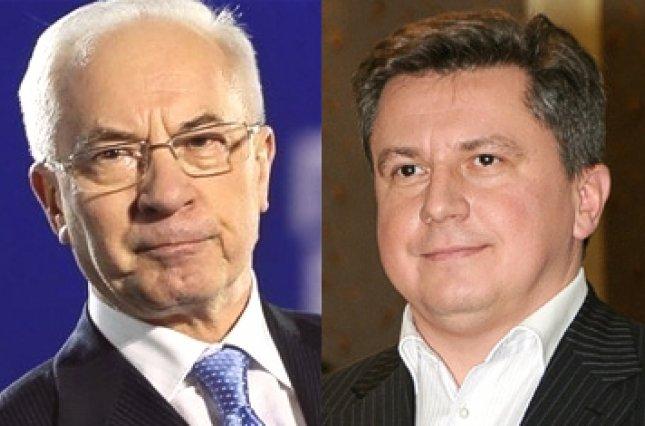 Суд арестовал виллы в Италии и банковские счета сына Азарова