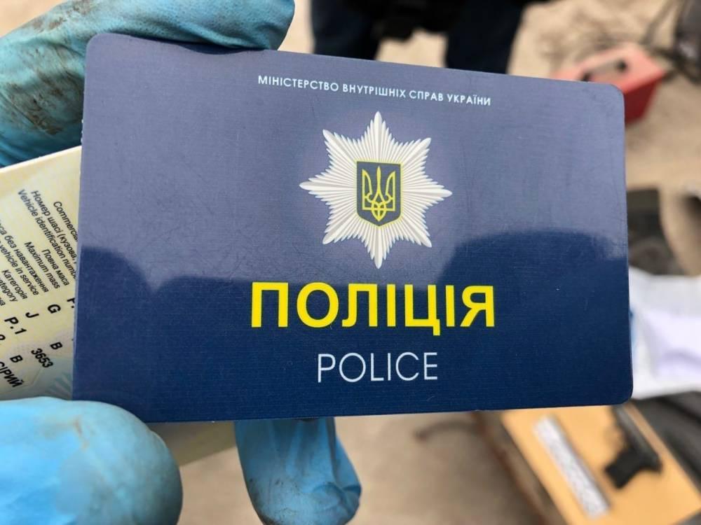 В Одессе разоблачили группу угонщиков, подделывающих документы полиции