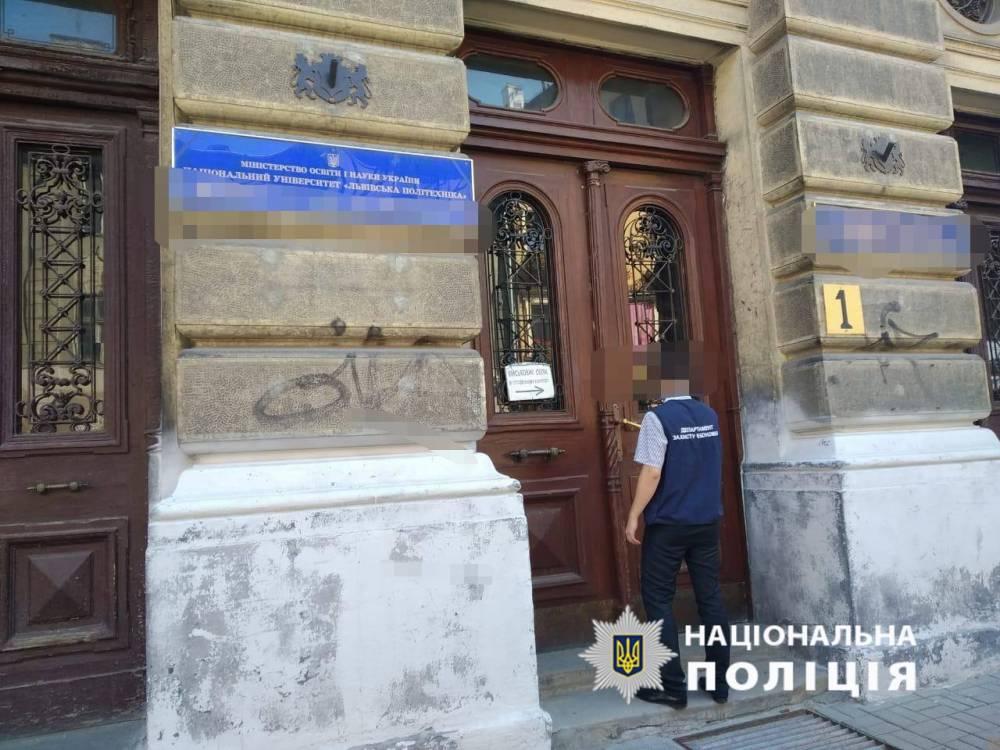 Заведующий кафедры «Львовской политехники» задержан на взятке