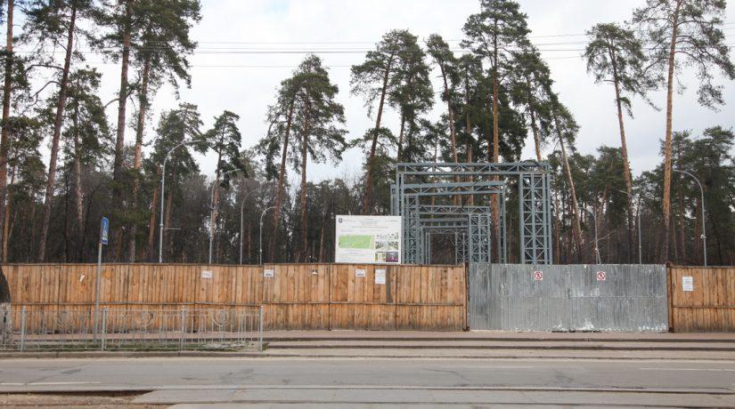 Киевских коммунальщиков подозревают в хищении госсредств на некачественном ремонте парка «Партизанской Славы»