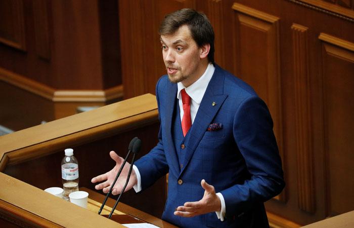 Гончарук недоволен работой Коболева и заявил о приостановке премий руководству «Нафтогаза»