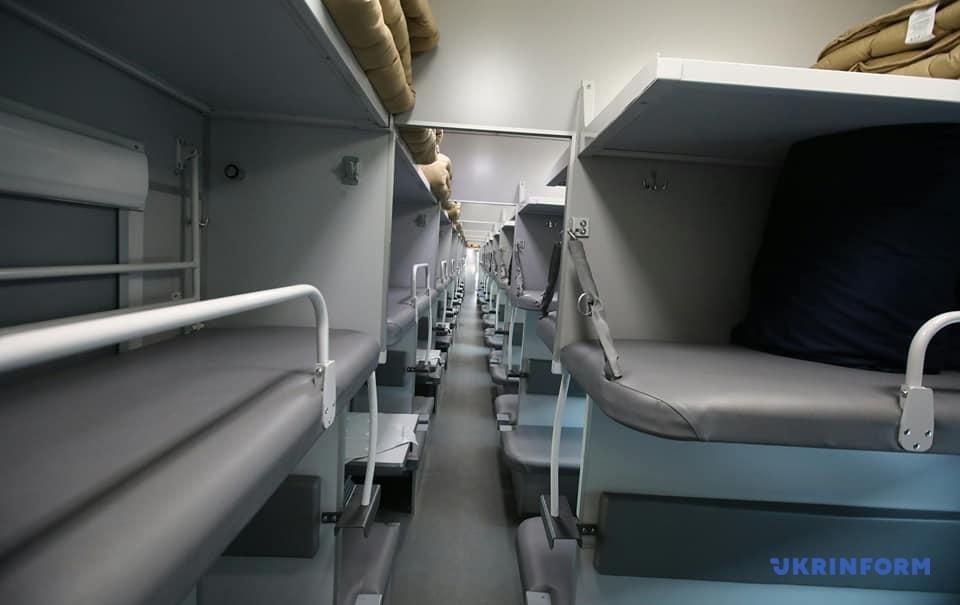«Укрзализныце» надо 2 млрд гривен на ремонт плацкартных вагонов