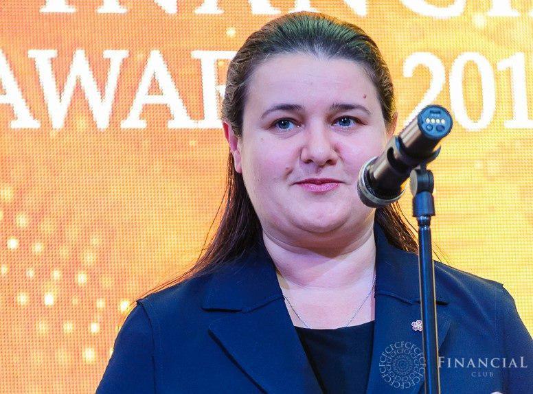 Оксана Сергеевна Маркарова