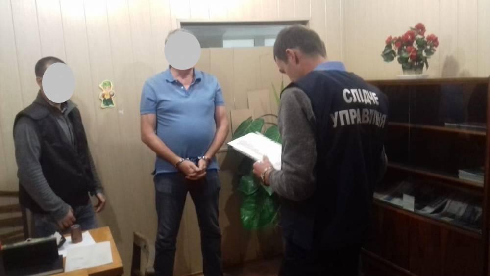 В Николаеве работник Министерства агрополитики вымогал «откат» от фермера