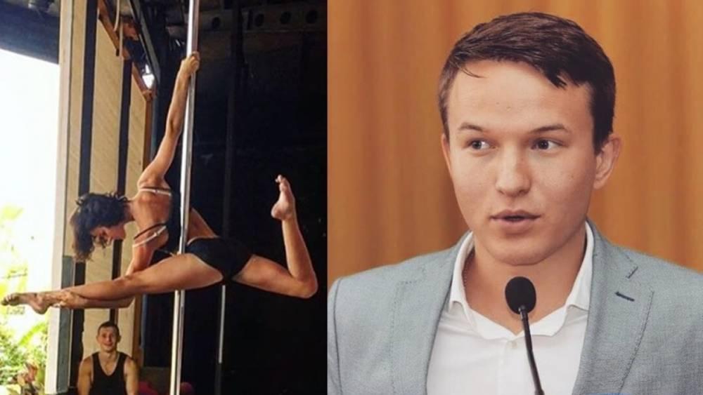 Помощником депутата «Слуги народа» Мовчана стала танцовщица