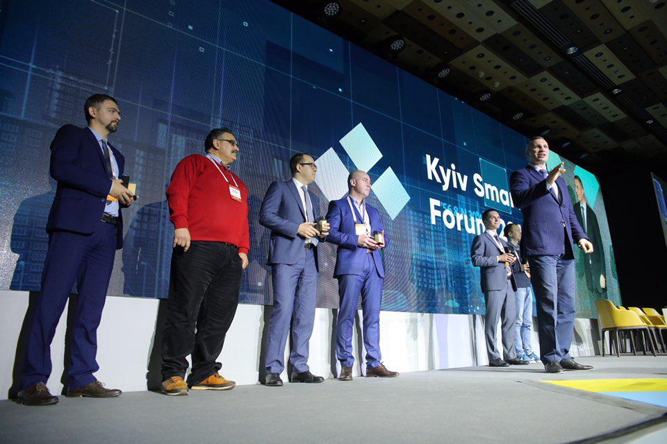 КГГА доверила организацию и проведение «Киев Смарт Сити Форум» фирме экс-работника