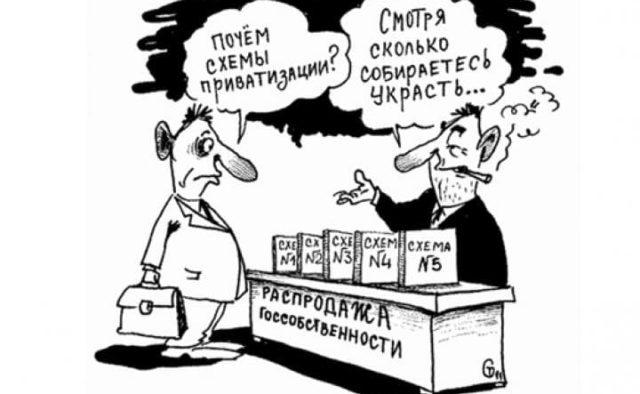 Зеленский поручил правительству сформировать новый приватизационный список