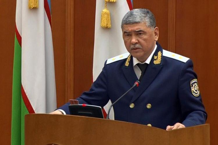 Бывший генпрокурор Узбекистана осужден на 18 лет за коррупцию