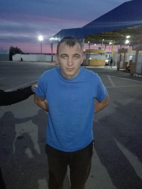 На границе с Приднестровьем поймали сбежавшего из вознесенской колонии убийцу