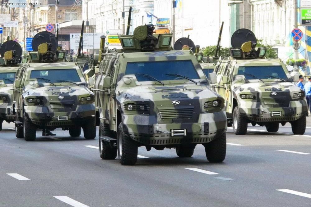 Оборонные заводы Украины не смогли выполнить армейские заказы
