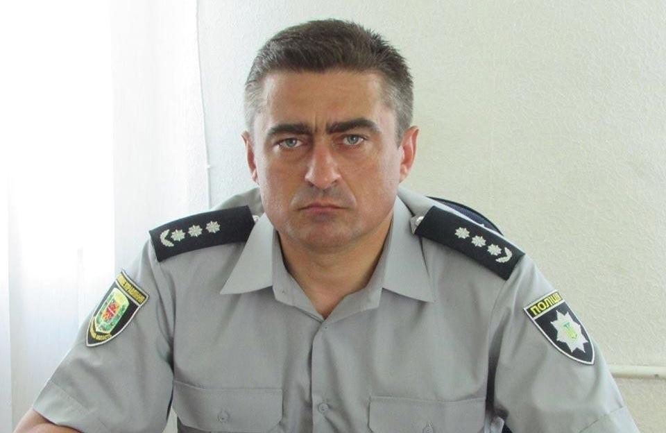 Начальника Диканьского отдела полиции уволили за пьяную аварию